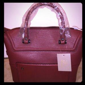 NWT Danielle Nicole Wine Bag
